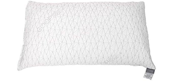 Coop Home Goods Queen - Shredded Hypoallergenic Memory Foam