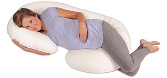 Leachco Snoogle - Total Body Pillow