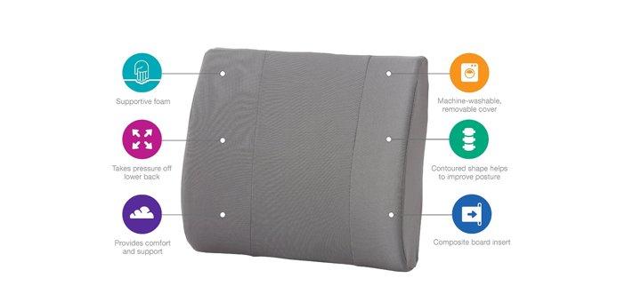 Best Lumbar Back Support Pillows