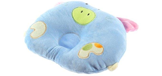 YKS Piggy - Infant Toddler Sleeping Support Pillow