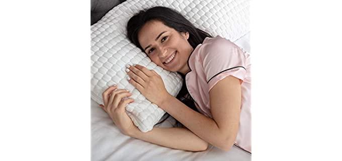 Cradle Me Adjustable - Loft Pillow for Migraines
