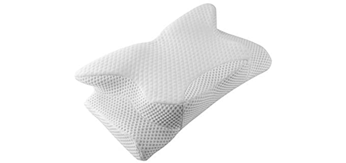 Coisum Store Ergonomic - Bed Pillow for Migraine