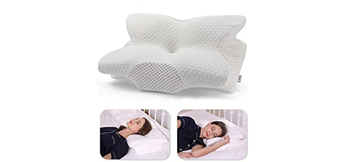 Coisum Orthopedic - Neck Pain Relief Pillow