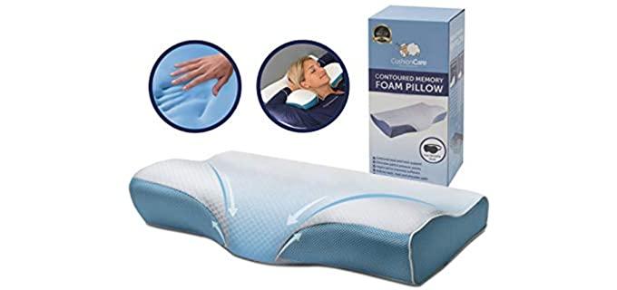 CushionCare Orthopedic - Memory Foam Pillow