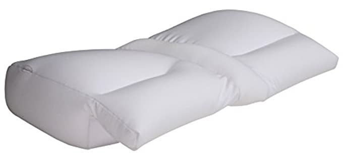 Deluxe Comfort Better Sleep - Bed Pillows for Side Sleepers