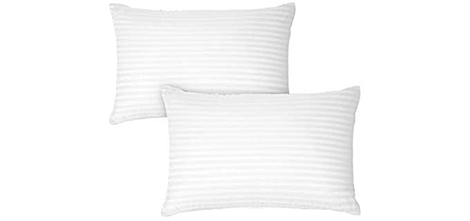 DreamNorth Plush - Heavy Gel Pillow Loft