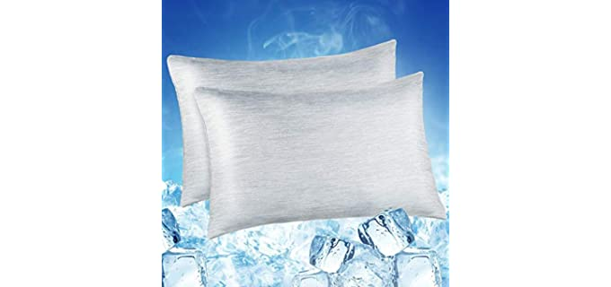 Luxear Cooling - Memory Foam Pillow Case