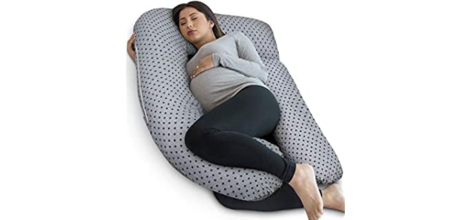 PharMeDoc U-Shape - Pregnancy Body Pillow