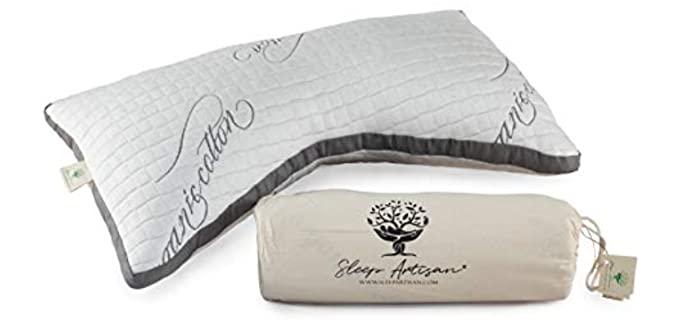 Sleep Artisan Adjustable - Side Sleeper Pillow