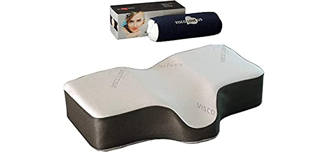 VISCO LOVE Large - Therapeutic Wellness Pillow