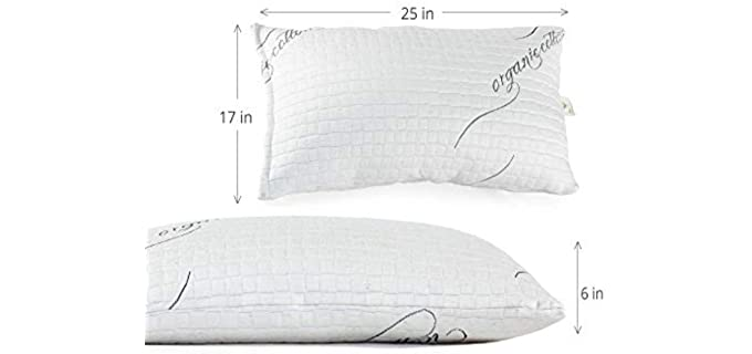 Heavy pillow
