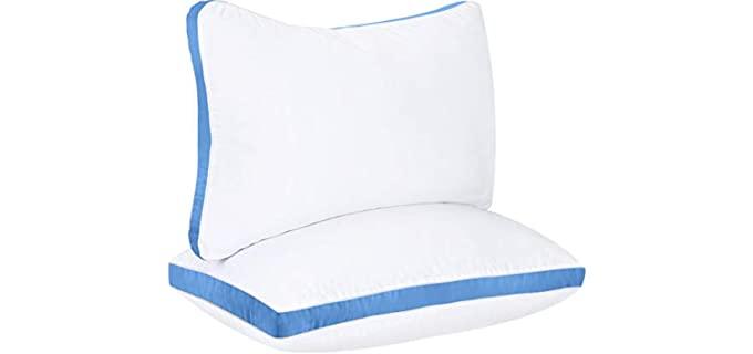 Utopia Bedding Premium - Heavy Gusseted Pillow