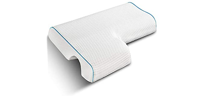 AYELMME Anti Pressure - Arm Hole Pillow