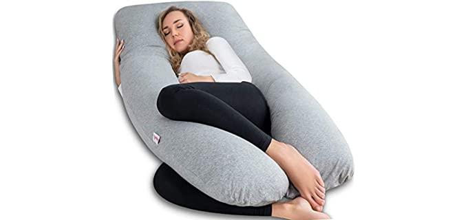 AngQi U-Shape - Pregnancy Pillow