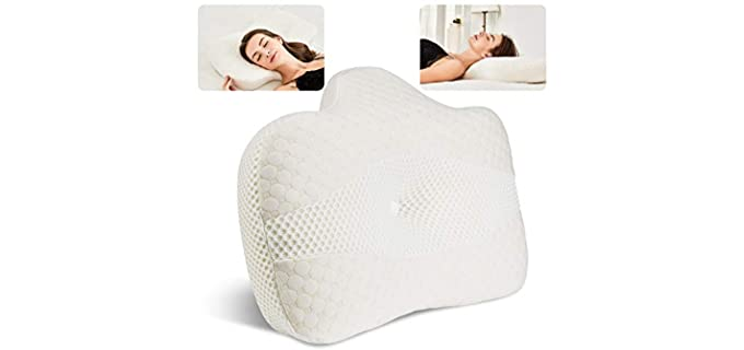BEAUTRIP Cervical - Anti Snore Pillow