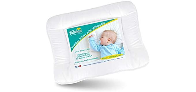 Biloban Store Toddler - Baby Sleeping Pillow