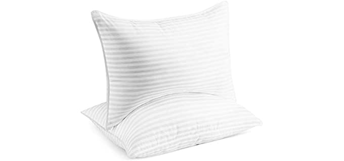 Beckham Luxury Linens Hotel Collection - Heavy Gel Pillow