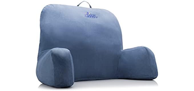 Sleep Jockey Reading - Therapeutic Bed Pillow