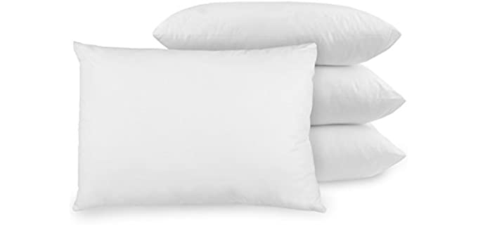 BioPEDIC Ultra-Fresh - Antimicrobial Treated Bed Pillows
