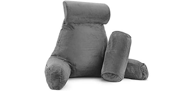 Clara Clark Reading - Bed Rest Pillow