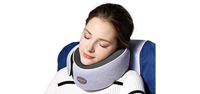 ComfoArray Memory Foam - Travel Pillow