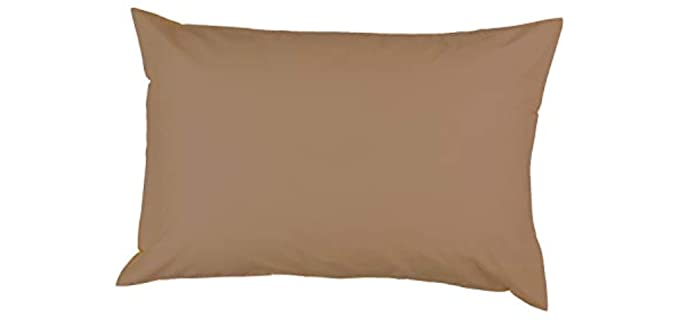 Copper Compression Satin - Copper Pillow