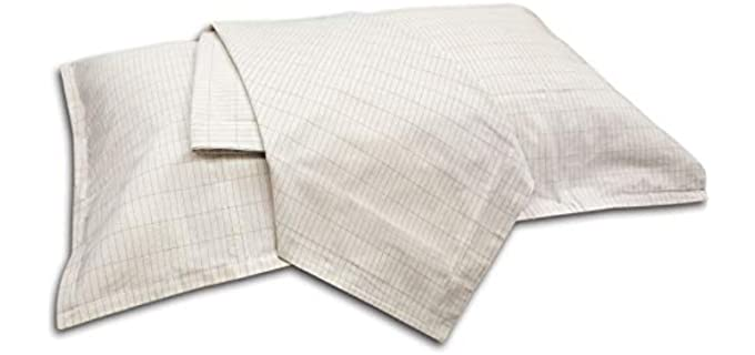 Real Nature Acne-Fighting - Silver Pillowcase