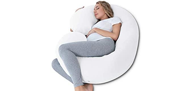 INSEN C-Shape - Pregnancy Body Pillow