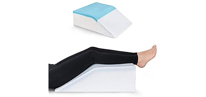 Ebung Store Wedge - Leg Elevation Pillow