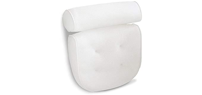 Viventive Store Extra Thick - Luxurious Bath Pillow
