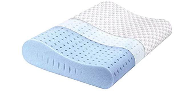 Milemont Cervical - Memory Foam Pillow