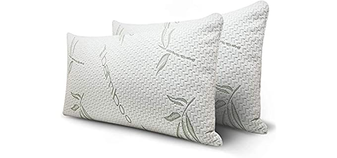 Mutlu Home Shredded - Antimicrobial Pillow