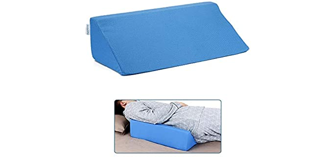 NEPPT Elevation - Wedge Pillow