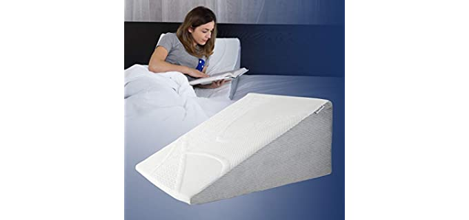 Perfect Cloud Plush - Wedge Pillow for Snoring