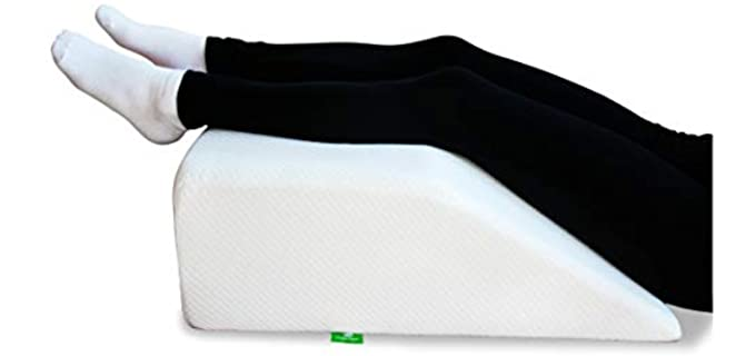 Cushy Form Store Post Surgery - Elevating Leg Rest Pillow