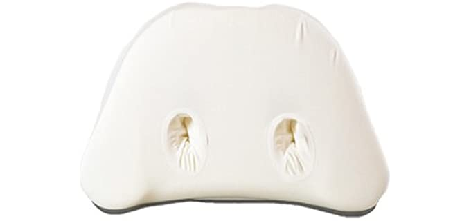 PureComfort Ergonomic - Pillow with Ear Hole
