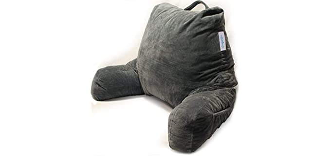 ComfortSpa Reading Pillow - Pillow for Watching TV in Bed