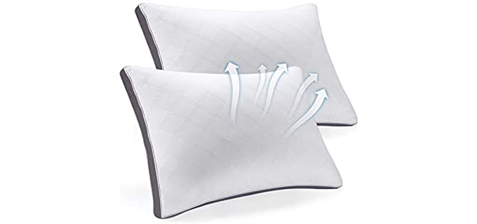 SEPOVEDA Heavy - Adjustable Bed Pillows