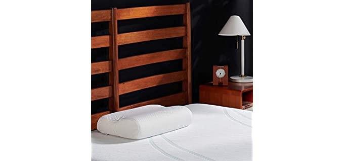 Tempur-Pedic Tempur-ERGO - Firm Support Pillow for Migraines