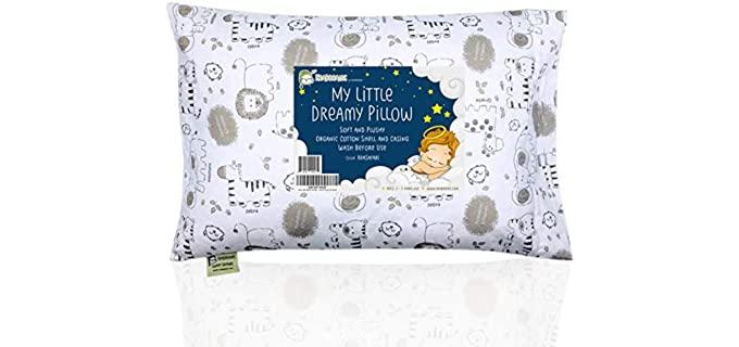KeaBabies Nursery - Toddler Pillow