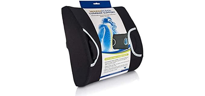 Vaunn Medical - Lumbar Back Support Cushion