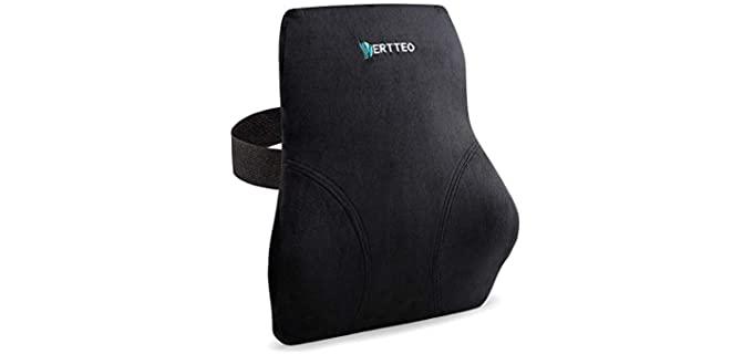 Vertteo Premium - Lumbar Back Support Pillow