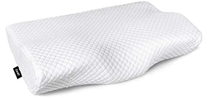 ZAMAT Contour - Memory Foam Pillow