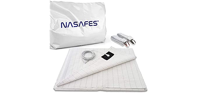 nasafes Grounding - Earthing Half Sheet