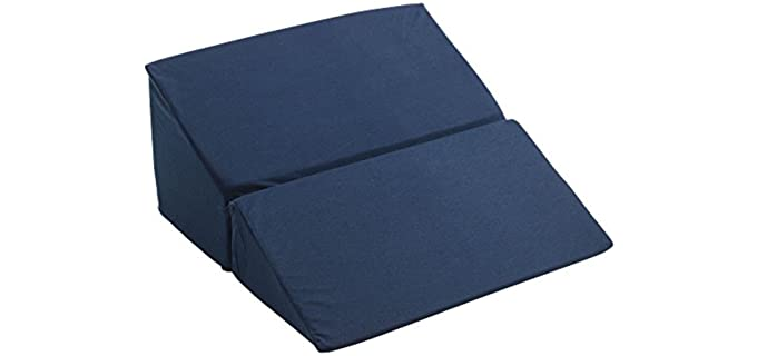 Drive Medical Folding - Bed Wedge Pillow