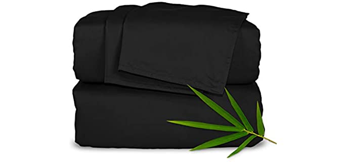 Pure Bamboo Luxury - Antimicrobial Bamboo Sheets