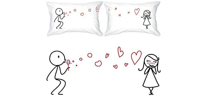 Couples Pillowcase