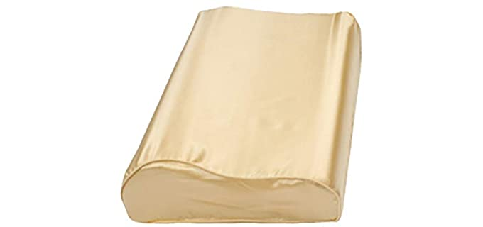 Cozysilk Silk Pillowcase