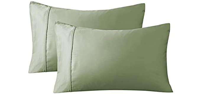 Gokotta Bamboo - Pillowcase for Memory Foam Pillows