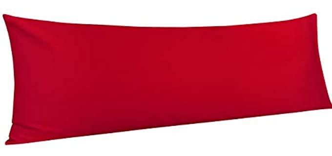 NTBAY Body - Pregnancy Pillow Pillowcase